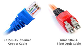 Copper vs Fiber