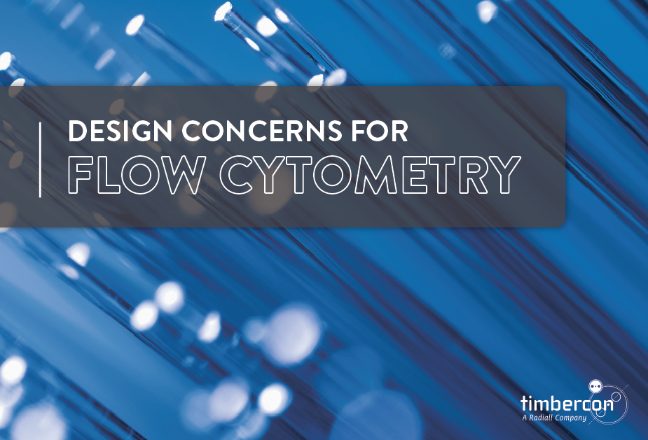 New White Paper: Design Concerns for Flow Cytometry