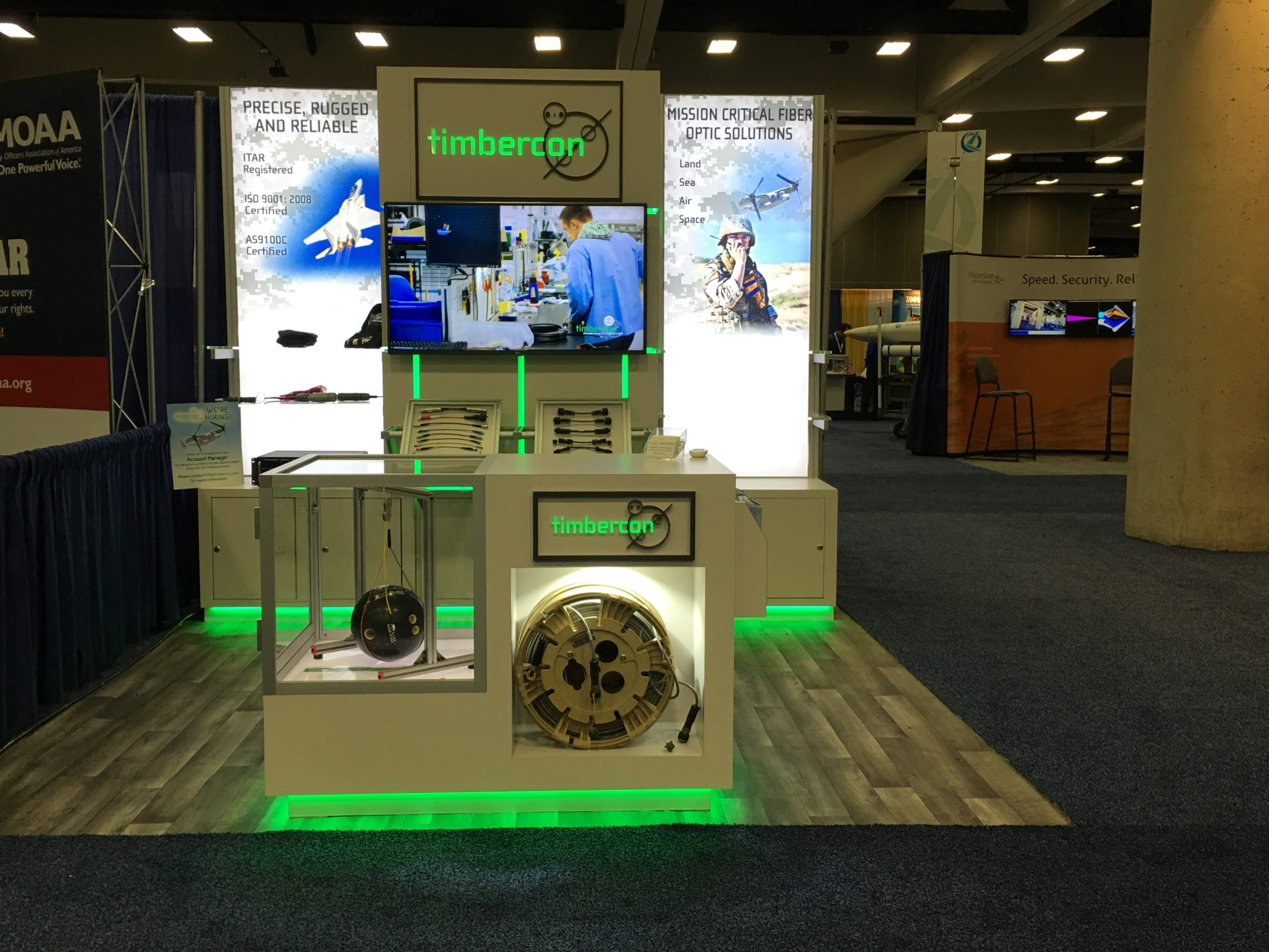 Timbercon Will Be At SPIE Photonics West