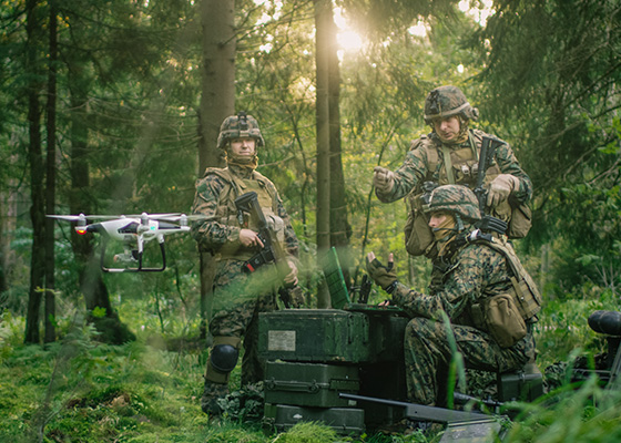 Military Fiber Optics