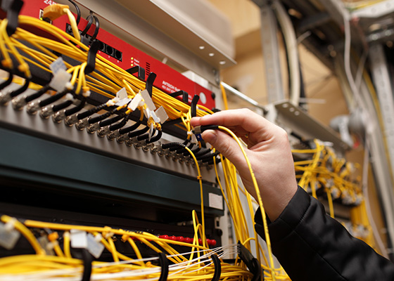 Data Transmission Fiber Optics