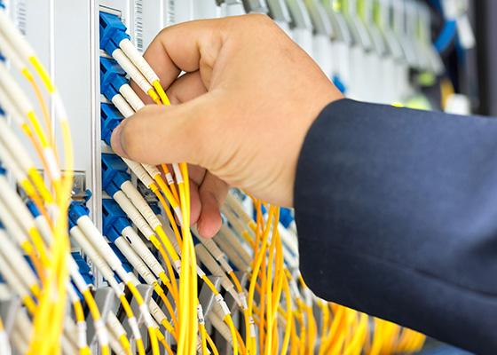 Fiber Optic Networking