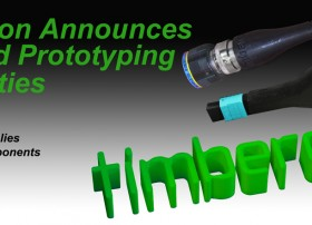 Timbercon Announces 3D Rapid Prototyping Capabilities