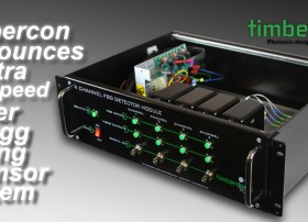 Timbercon Announces Ultra-High Speed Fiber Bragg Grating Sensor System