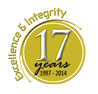 Timbercon, Inc. Turns 17!